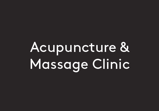 Acupuncture & Massage Clinic logo