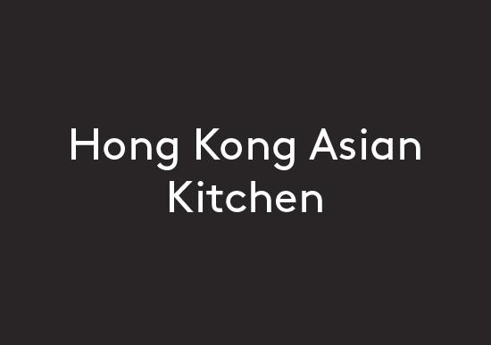 Hong Kong Asian Kitchen logo