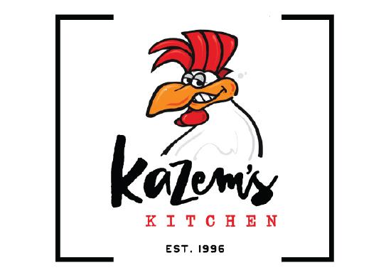 Kazem's Kitchen logo