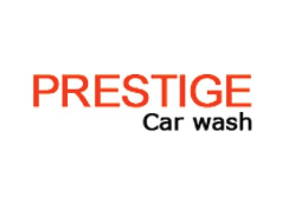 Prestige Car Wash logo