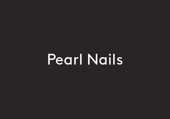 Pearl Nails & Beauty logo